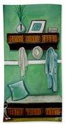 The Beach House Bath Towel