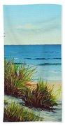 The Beach Hand Towel