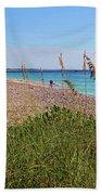 The Beaches Of Boca Grande Bath Towel