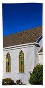 The Beautiful Bodega Church St. Teresas Of Avila  Bath Towel