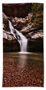 The Beautiful Cedar Falls Bath Towel