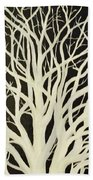 The Birch Tree Bath Towel
