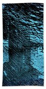 The Blues Hand Towel