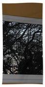 The Branch Window Bath Towel