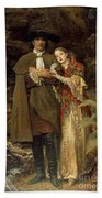 The Bride Of Lammermoor Hand Towel