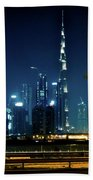 The Burj Khalifa  Bath Towel