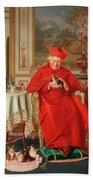 The Cardinal's Favourite Bath Towel