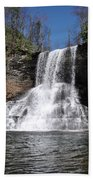 The Cascades Falls II Bath Towel