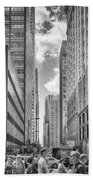 The Chicago Loop Hand Towel