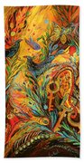 The Colors Of Sunrise Hand Towel