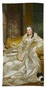 The Comtesse D'egmont Pignatelli In Spanish Costume Bath Towel
