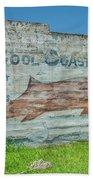 The Cool Coast Camp Bath Towel
