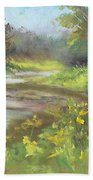 The Creek At 1302 Hand Towel