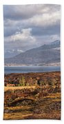 The Cuillin Bath Towel