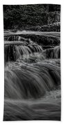 The Dells Of The Eau Claire Panoramic Bath Towel