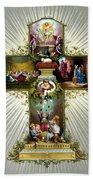 The Easter Cross Bath Towel