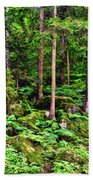 The Enchanted Forest Bath Towel