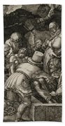 The Entombment  Hand Towel