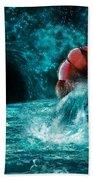 The Eternal Ballad Of The Sea Bath Towel