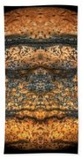 The Face Of Geology Bath Towel