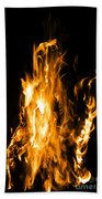 The Fire Within Bath Towel