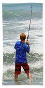 The Fisherman Bath Towel