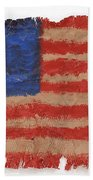 The Flag Bath Towel