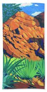 The Flicker Trail Hand Towel