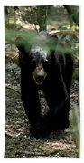 The Forest Bear Bath Towel