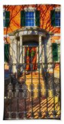 The Gardner-pingree House 1804 Bath Towel