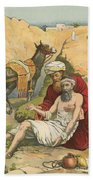 The Good Samaritan Bath Towel