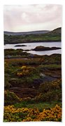 The Gorse It Was Abloomin Hand Towel