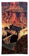 The Grand Canyon I Bath Towel