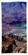 The Grand Canyon Bath Towel