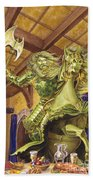The Green Knight Hand Towel