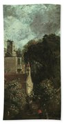 The Grove Or The Admiral's House In Hampstead Bath Towel