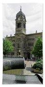 The Guildhall - Derby Bath Towel