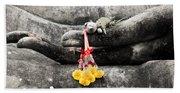 The Hand Of Buddha Bath Towel