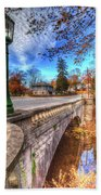 The Headless Horseman Bridge Bath Towel
