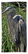 The Heron Bath Towel
