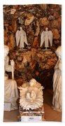 The Holy Family Bath Towel