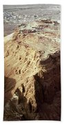 The Holy Land: Masada Bath Towel