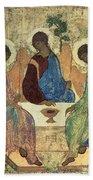 The Holy Trinity Bath Towel