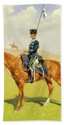 The Hussar Bath Towel
