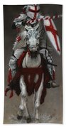 The Joust Hand Towel