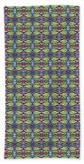 The Joy Of Design X X X I I I Arrangement 1 Tile 9x9 Bath Towel