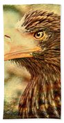 The King Of The Skies Bath Towel