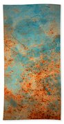 The Last Sunset Bath Towel