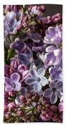 The Lilac  Bath Towel