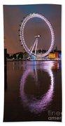 The London Eye Hand Towel